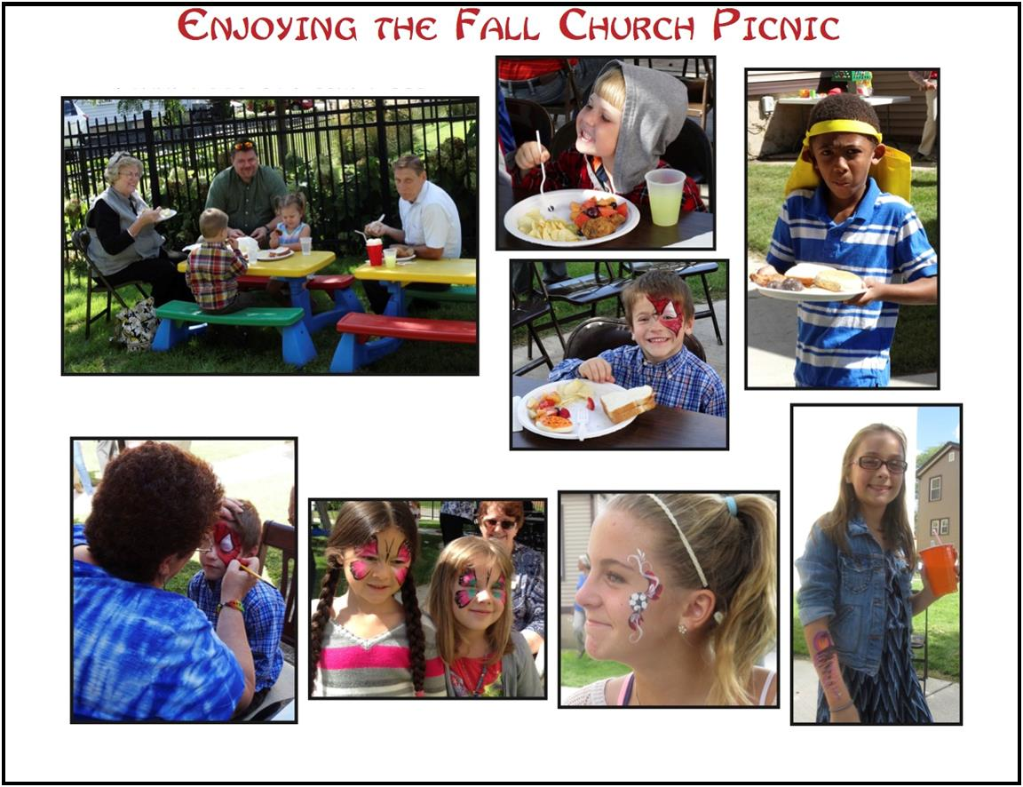 Fall Church Picnic